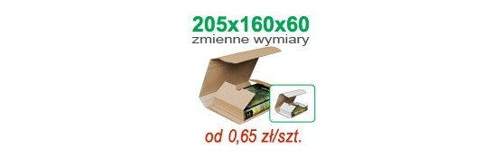 Multimail 205x160x60